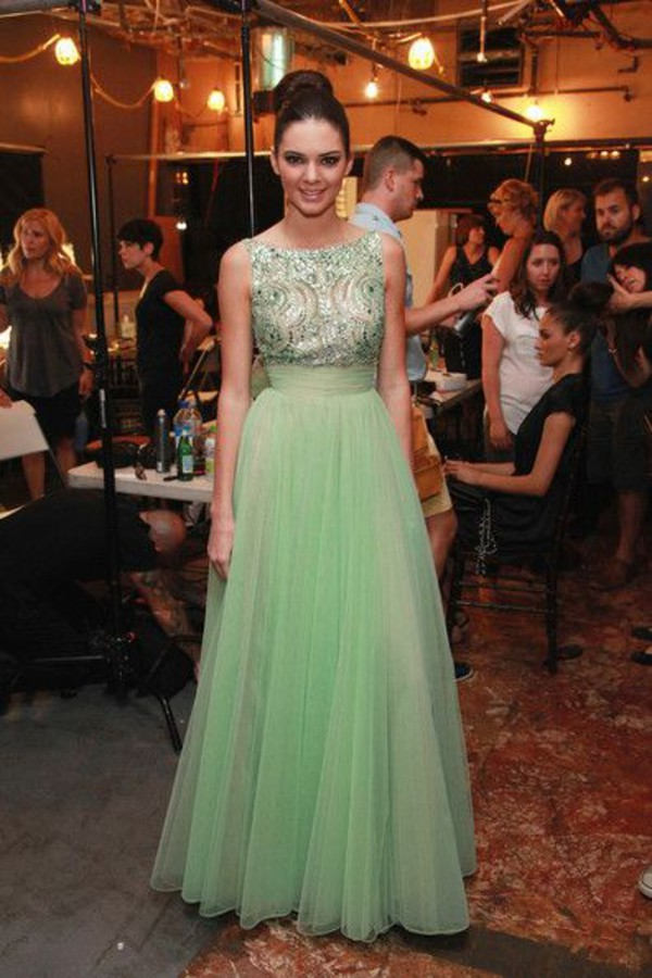 green  dress beaded dress prom dress party dress evening dress dress fashion trendy dress evening dress