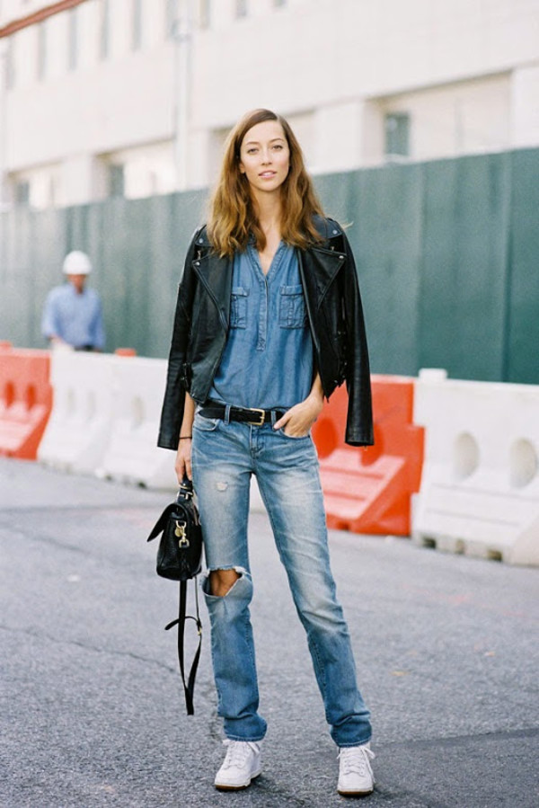 vanessa jackman shoes jacket jeans weekend outfits