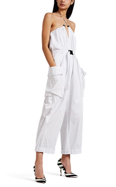 Dries Van Noten Twill Convertible Cargo Pants | Barneys New York