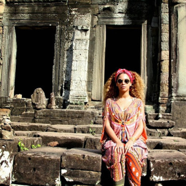 dress beyonce summer outfits