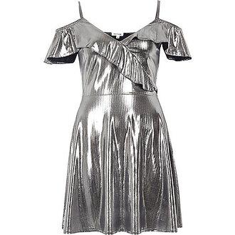dress metallic