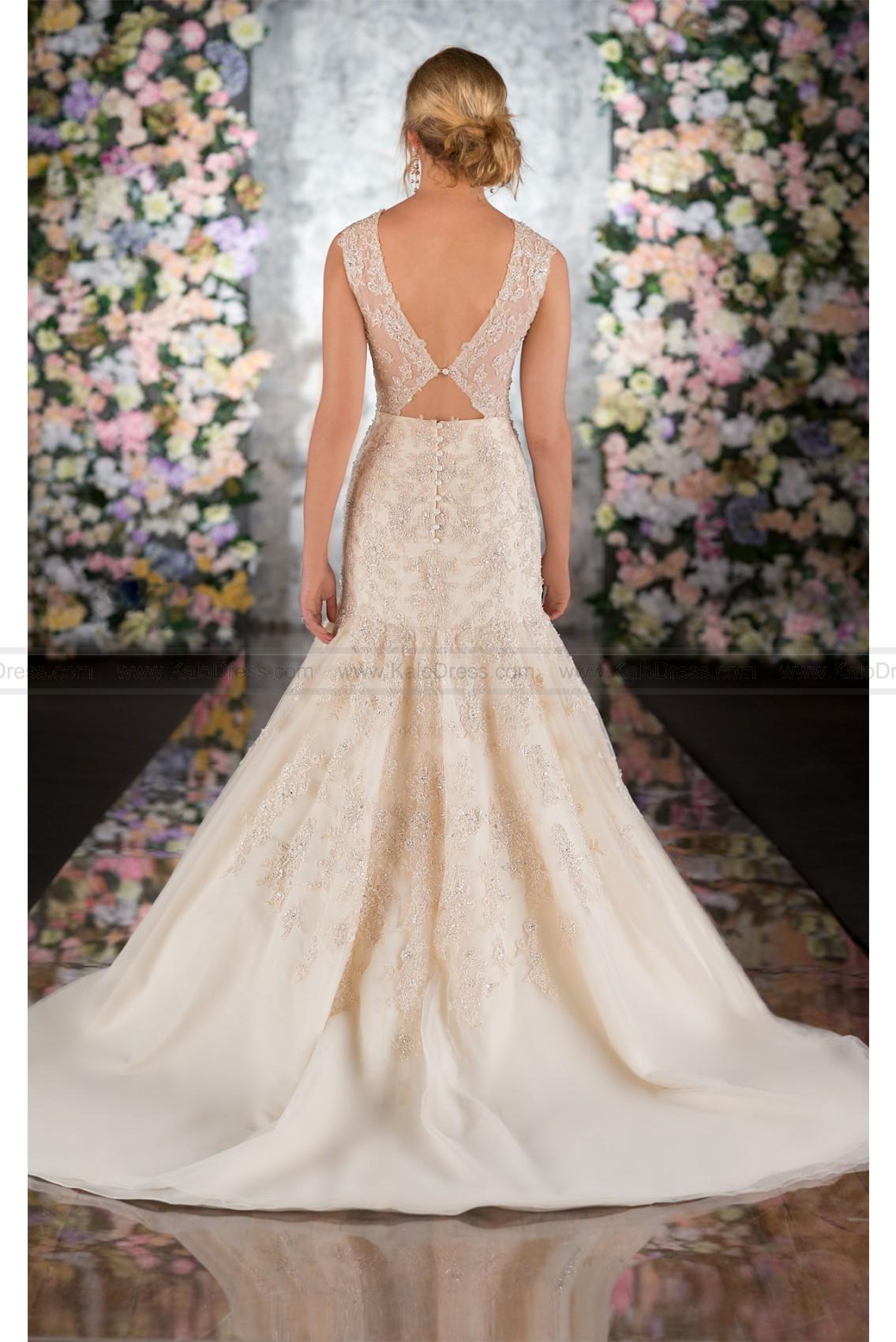 Martina Liana Style 544 - Wedding Dresses 2014 New - Formal Wedding Dresses
