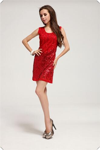 dress sexy dress party dress slim dress sequin dress fashion dress summer dress