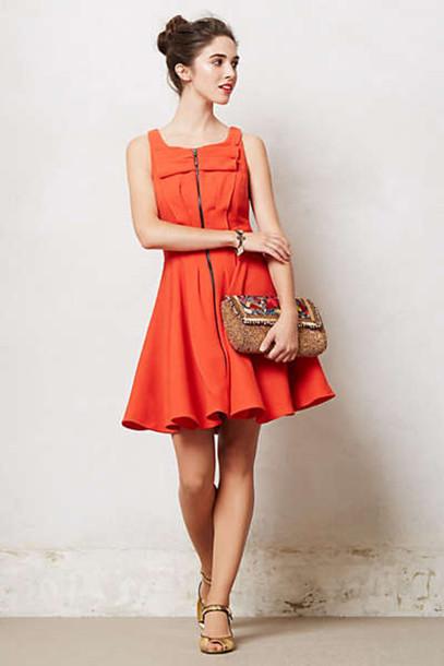 dress peplum dress