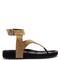 Elwina embellished suede sandals