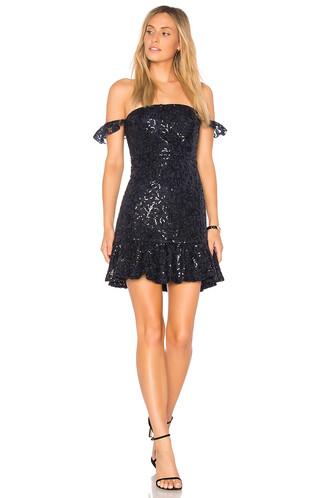 dress mini dress mini lace navy