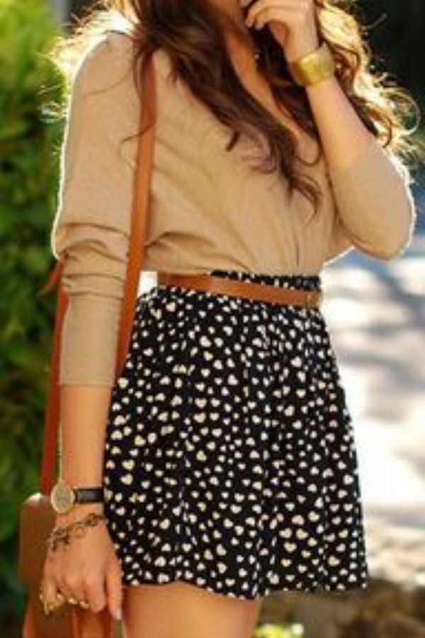 blouse skirt