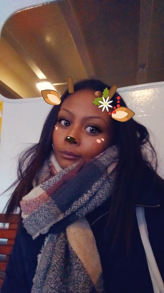scarf winter scarf