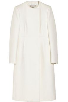 Francis wool coat | Stella McCartney | 68% off | THE OUTNET