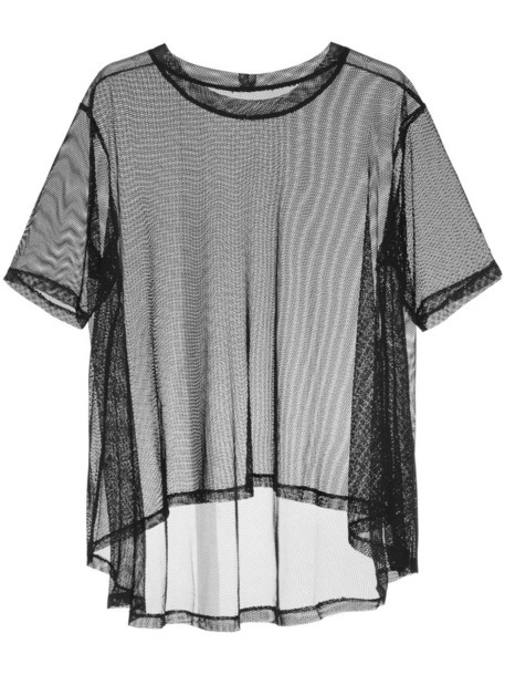 Taylor t-shirt shirt t-shirt mesh women cotton black top