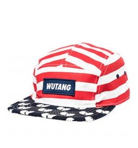 Wu tang brand wunited us flag camper