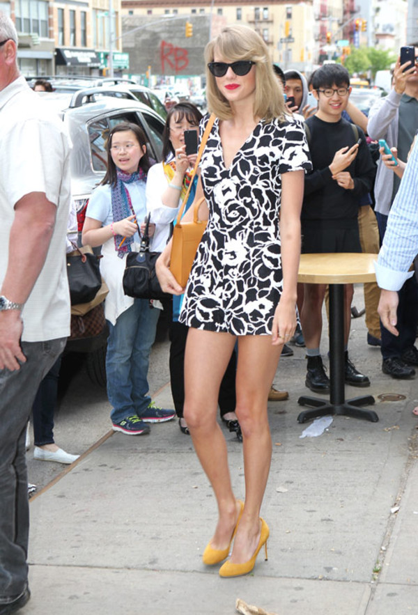 jumpsuit taylor swift shoes bag anthropologie