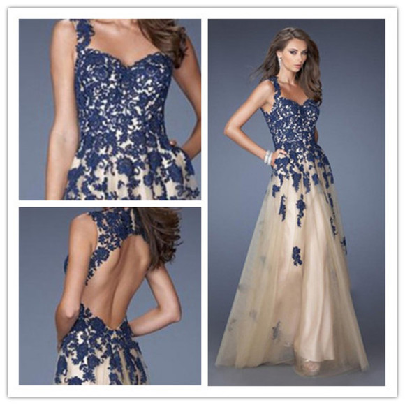 evening dress celebrity dress tulle dress lace dress prom dress 2014 dress sale dress wedding dress straps dress la femme dress new arrival dress