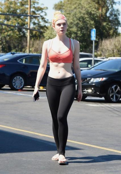 leggings celebrity style celebrity celebrities in gym