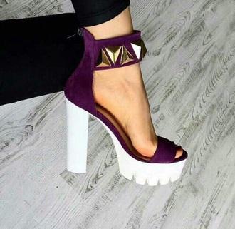 shoes purple heels amazing high heels cute high heels