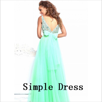 Aliexpress.com : buy 2014 hot selling sweetheart beading chiffon floor length mint green long party dress formal evening dress 2014 free shipping from reliable dress up games dress suppliers on simple dress store