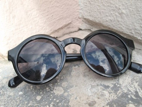 sunglasses round sunglasses circle sunglasses black sunglasses tropical