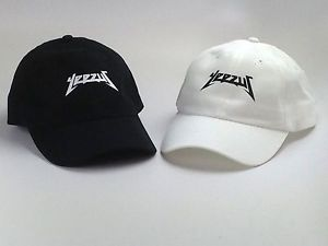 Yeezus Hat Glastonbury Unstructured Dad Cap 350 750 Yeezy Tour ... 40db404029c