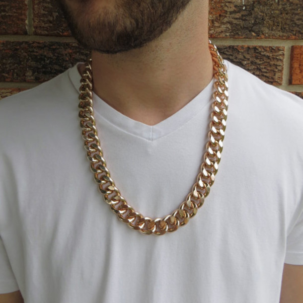jewels rose gold mens jewelry unisex mens necklace