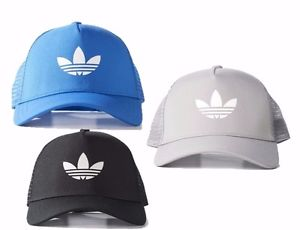 Adidas originals hat cap snap back trefoil men women unisex 2016 cdf9a608cb3