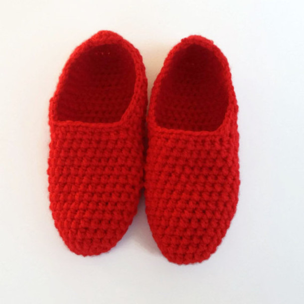 d9bf28533aa6 shoes slippers home shoes room shoes turkish slippers turkish socks red  women slippers socks crochet knitted
