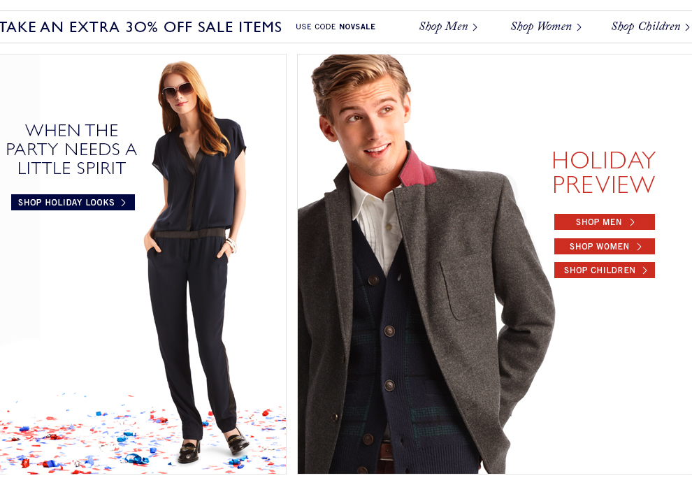 Welcome to Tommy Hilfiger USA