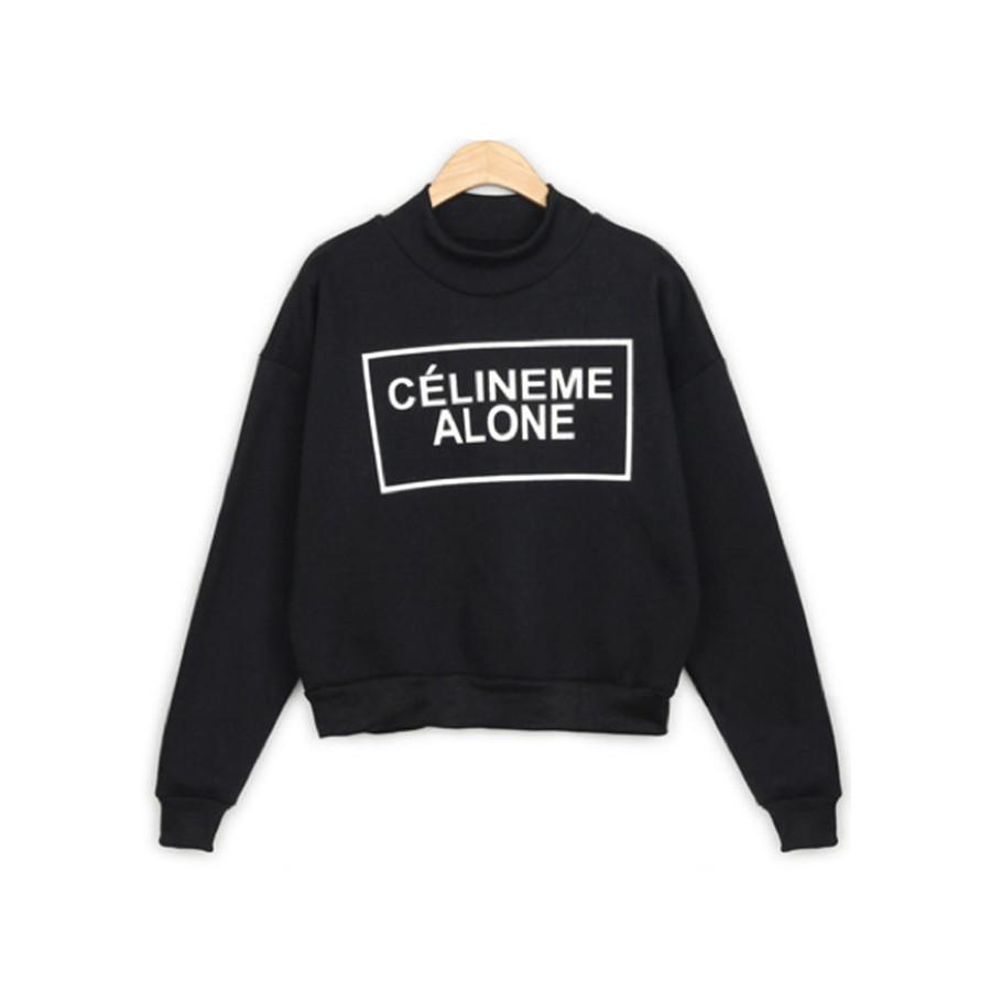 Celine me alone sweater / back order – holypink