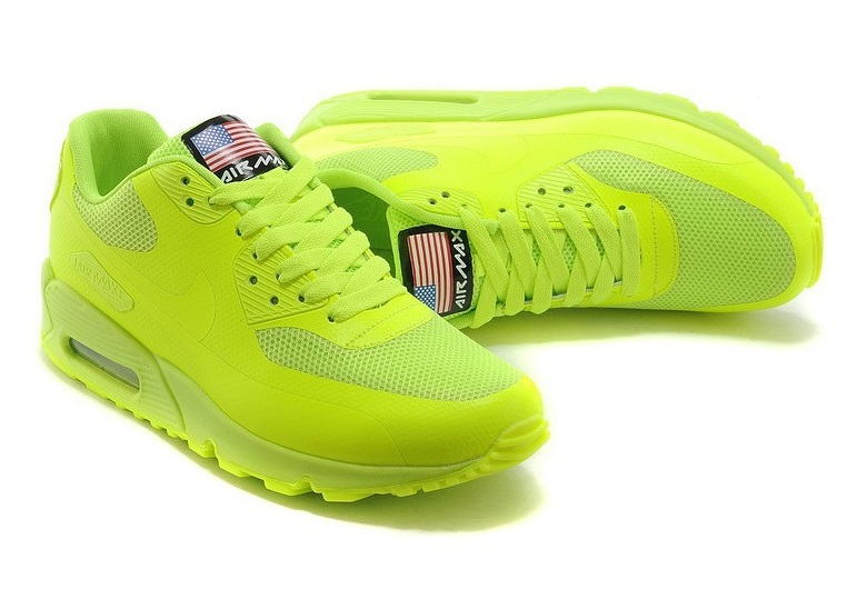 2fa85c6a4d ... authentic nike air max zero 90 hyperfuse green usa flag independence day  2015 men shoes 75ded