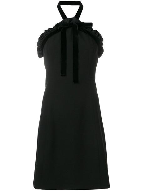 MICHAEL Michael Kors dress cocktail dress bow women black