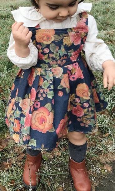 blouse toddler fashion