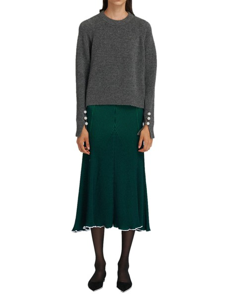 3.1 Phillip Lim blouse grey top