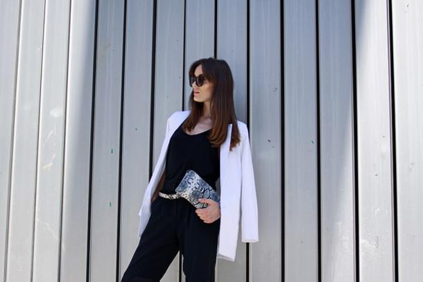 anouska proetta brandon jacket pants dress skirt shirt t-shirt bag