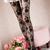 Black Rose Legging Thigh Pantie Socks from Whitelily Fashion on Storenvy