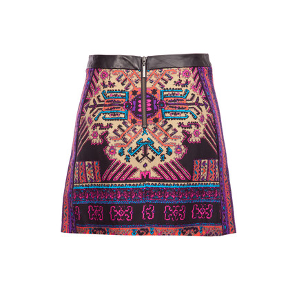 nanette lepore ritual skirt | eve's apple