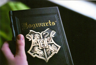 harry potter notebook jewels