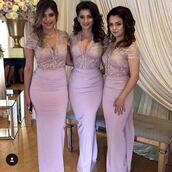dress,bridesmaid,lavender prom dresses,cap sleeve bridesmaid dresses,beach party dresses,mermaid bridesmaids dresses