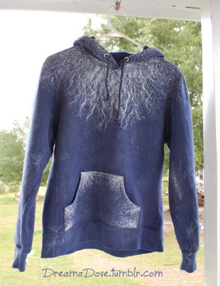 hoodie winter outfits jack frost frost sweather dark blue warm dreamworks rotg rise of the guardians jack frost hoodie love it cute hoodie snow