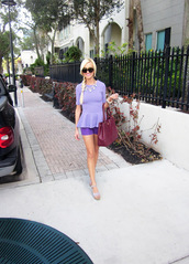 a spoonful of style,t-shirt,shorts,jewels,bag,shoes,sunglasses