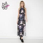 dress,long sleeves,elegant,summer,bonny,side split