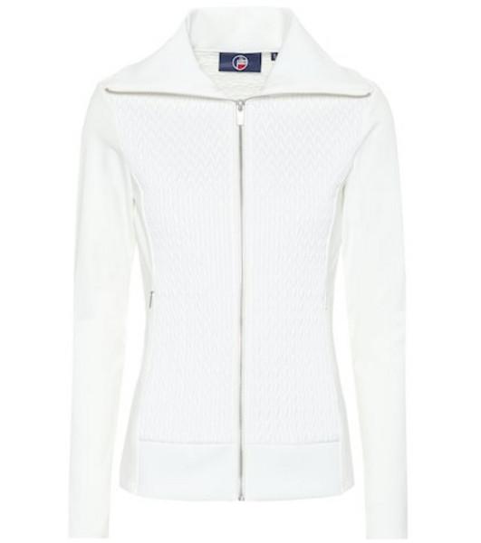 Fusalp Myrtille ski jacket in white
