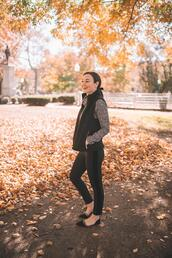 thecollegeprepster,blogger,jacket,leggings,jewels