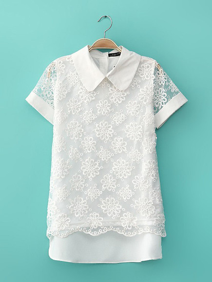 shirt white white shirt top lace lace up spring fashion women's fashion spring outfits
