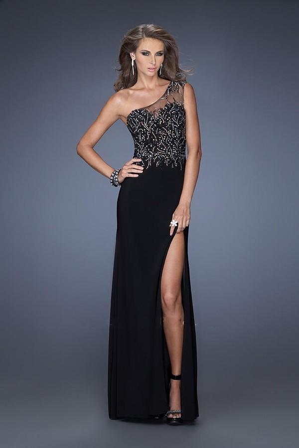 Dress Black Dress Long Dress Prom Dress Party Dress Evening