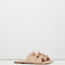 Knots flat sandals - women | mango usa