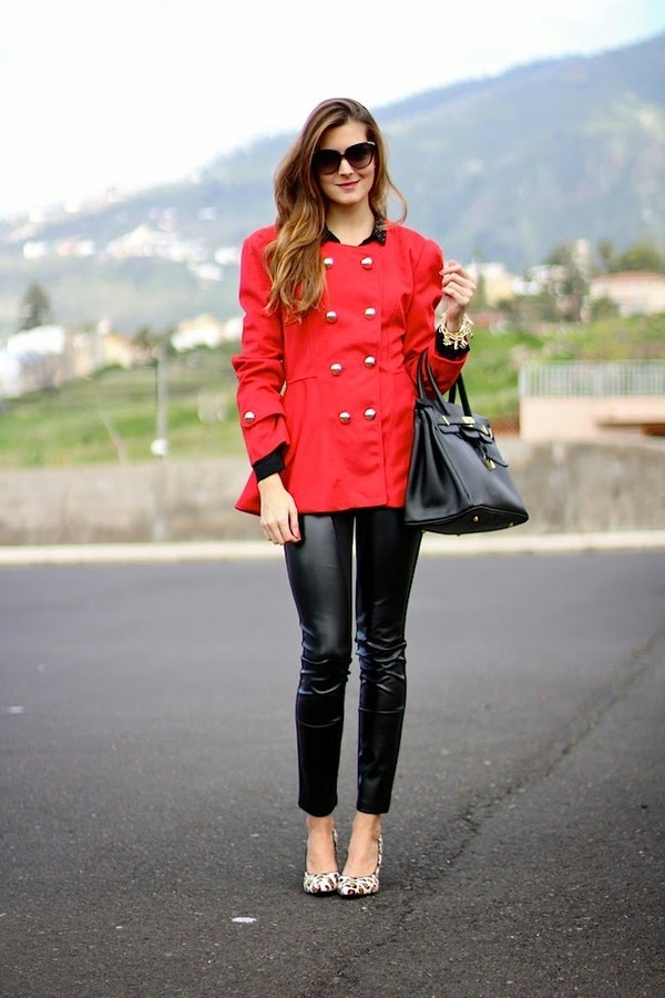 marilyn's closet blog coat pants shoes sunglasses jewels shirt