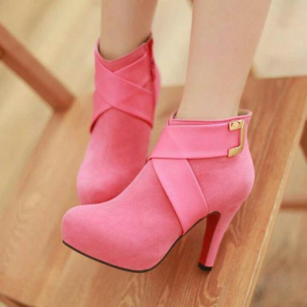shoes jewels pink super cute need them