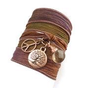 jewelry,wrap bracelet,silk ribbon bracelet,charm bracelet