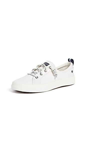 Sperry sneakers white shoes