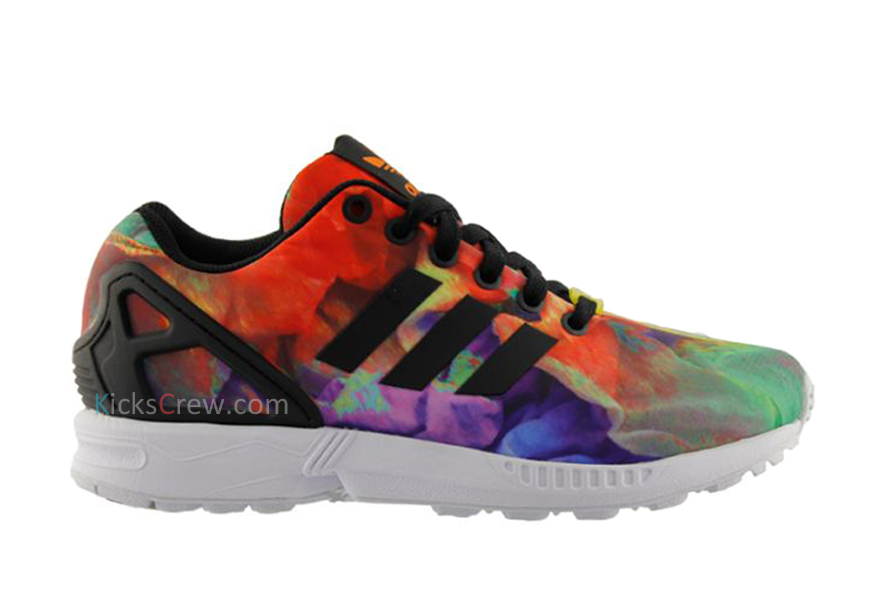 Adidas zx flux multi color m21364