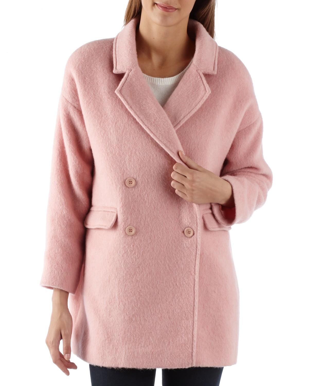 Manteau femme maille lainage - Vestes et Manteaux Camaieu - Pret a porter féminin, mode et tendance